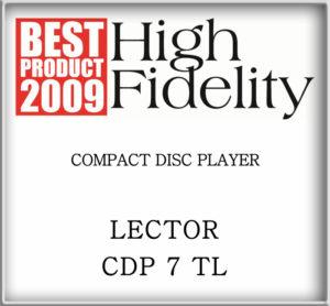 Best Prod 2009 High #39C5AE2